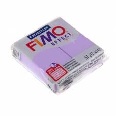 Пластика - полимерная глина FIMO effect, 57 г, пастельно-лиловый Staedtler