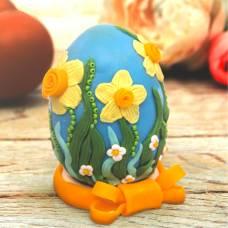 Декор яиц полимерной глиной