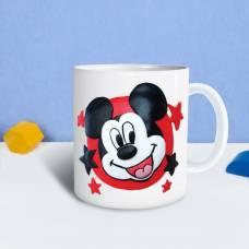Кружка для декорирования полимерной глиной, Микки Маус Disney