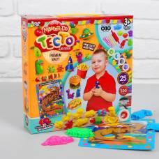 Тесто для лепки» серия «MASTER DO» коробка 25 цветов Данко Тойс / Danko Toys