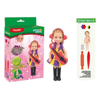 Масса для лепки Sweety Style - Наряд для куклы Paulinda