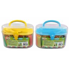 Набор для лепки из теста с формочками, 24 цвета, 672 гр. Color Puppy