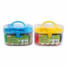 Набор для лепки из теста с формочками, 20 цветов, 290 гр. Color Puppy