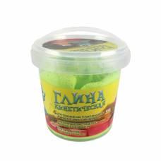 Кинетическая глина, травянисто-зеленая, 200 гр. 1TOY