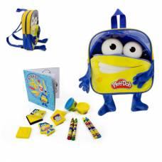 Набор для творчества Play Doh - Рюкзачок для мальчика с ручками и ножками Darpeje