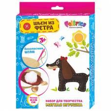 Набор для шитья игрушки из фетра