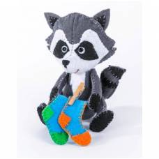 Набор для создания игрушки из фетра