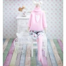 Интерьерная кукла «Мэги», набор для шитья, 18 × 22 × 3.6 см Арт Узор