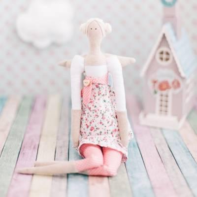 Интерьерная кукла «Элли», набор для шитья, 18 × 22 × 3.6 см Арт Узор