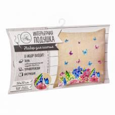 Интерьерная подушка «Весеннее настроение», набор для шитья, 26 × 15 × 2 см Арт Узор