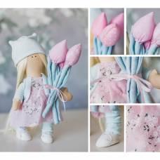 Интерьерная кукла «Марта», набор для шитья, 18 × 22.5 × 3 см Арт Узор