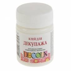 Клей для декупажа Decola, универсальный, 50 мл Невская палитра