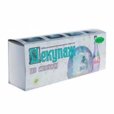 Декупаж набор Аква-Колор: гель-паста ледяная, клей-лак по стеклу, краска-грунт акриловая белая Аква-Колор