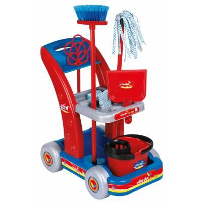 Игровой набор для уборки, 48 см Faro
