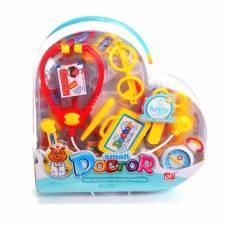 Игровой набор Small Doctor, 8 предметов Shenzhen Toys