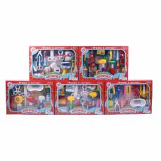 Пластиковый набор для игры в доктора