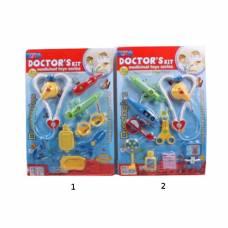 Игровой набор доктора Doctor's Kit, 9 предметов