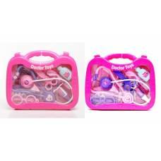 Игровой набор доктора Doctor Toys, розовый Shantou