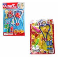 Игровой набор медицинских инструментов Doctor's Kit, 8 предметов