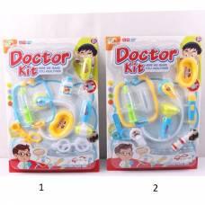 Игровой набор Doctor Kit, 8 предметов