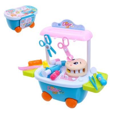 Игровой модуль на колесах