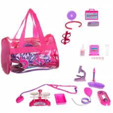 Игровой набор Doctor в сумке, 18 предметов Shenzhen Toys