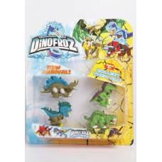 Набор динозавров Dinofroz, 4 шт. Shenzhen Jingyitian Trade Co., Ltd