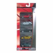 Набор коллекционных машинок (серия C), 1:64 MotorMax
