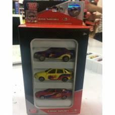 Набор коллекционных машинок Lada Sport  Технопарк