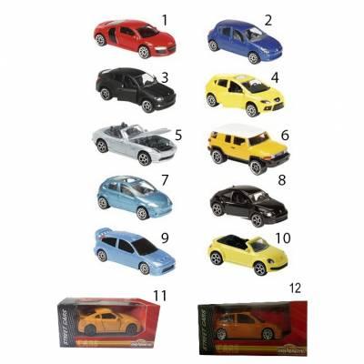 Коллекционная машина Street Cars, 1:64 Majorette