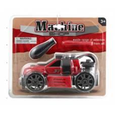 Конструктор Machine shop - Машинка с отверткой