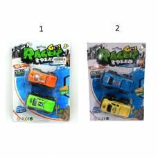 Набор из 2 инерционных джипов Racer Speed  Yako Toys