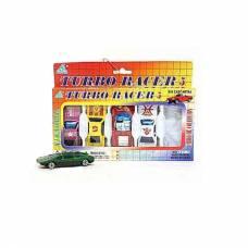 Набор металлических машинок Turbo Racer, 5 шт. Global Way Shares Ltd.