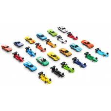 Набор из 25 машин Motorwheels Global Way Shares Ltd.