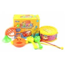 Музыкальные инструменты, 5 шт. Shantou