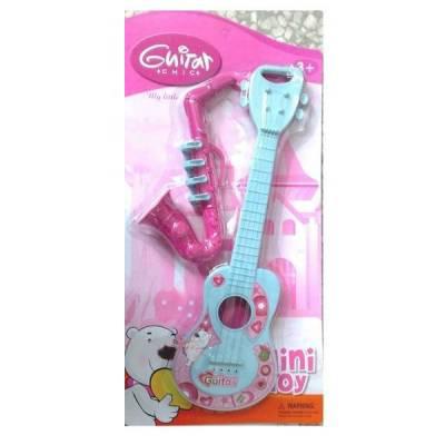 Набор музыкальных инструментов Guitar, 2 предмета