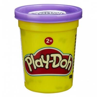 Пластилин Play Doh в баночке, фиолетовый, 112 гр. Hasbro