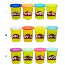 Набор пластилина Play-Doh, 4 банки, 448 гр. Hasbro