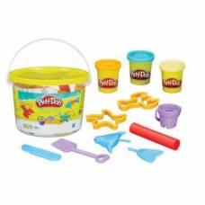 Мини-набор для лепки Play-Doh - Пляж Hasbro