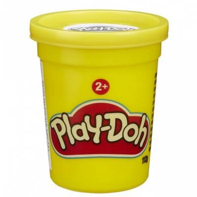 Пластилин Play Doh в баночке, желтый, 112 гр. Hasbro