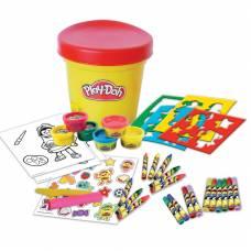 Набор для творчества Play-Doh - Необычное ведерко Darpeje