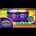 Набор из 8 банок пластилина Play-Doh Plus Hasbro