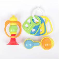 Набор из 3 погремушек Rattle Toys