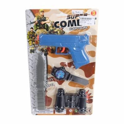 Игровой военный набор Super Combat, 4 предмета Shantou