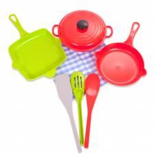Игровой набор посуды для кухни