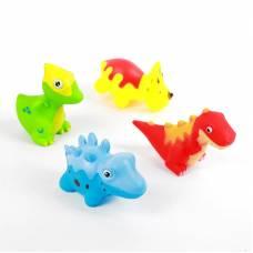 Набор из 4 резиновых игрушек для ванны