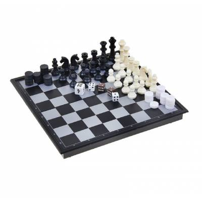 Настольная игра 3 в 1