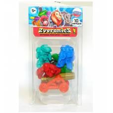 Игровой набор Zveronics №2 - Африка, 4 фигурки Технолог