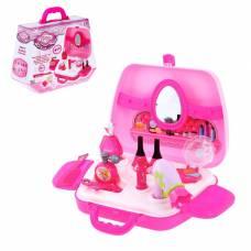 Набор аксессуаров для девочек в чемоданчике Sima-Land