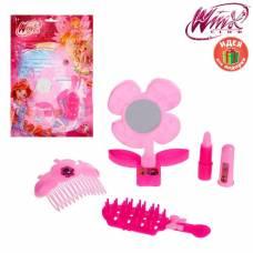 Игровой набор парикмахер «Стильные причёски-2», феи ВИНКС, 4 предмета Winx